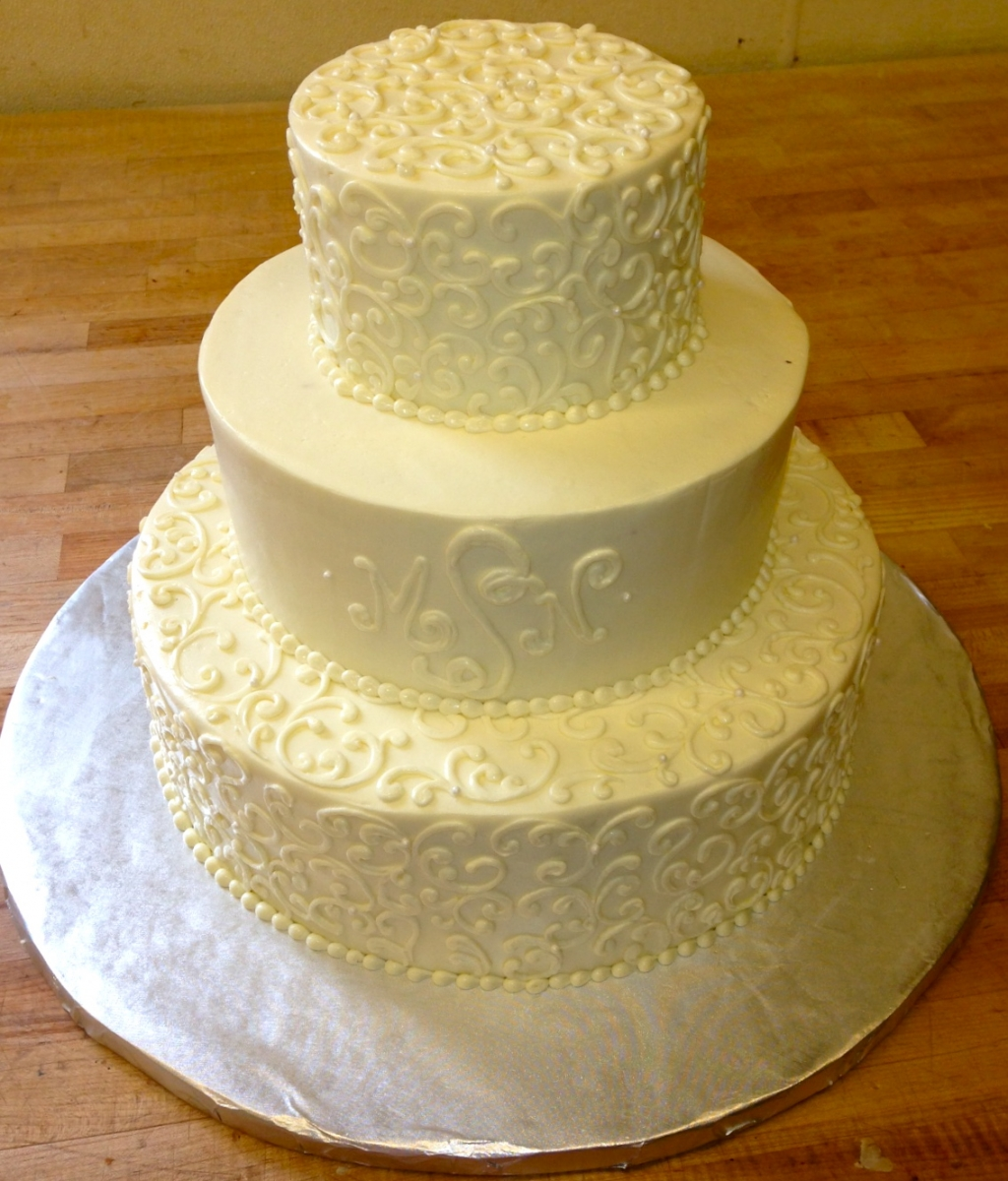 Wedding Cakes - Home - Ithaca Bakery
